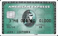 amex greencard