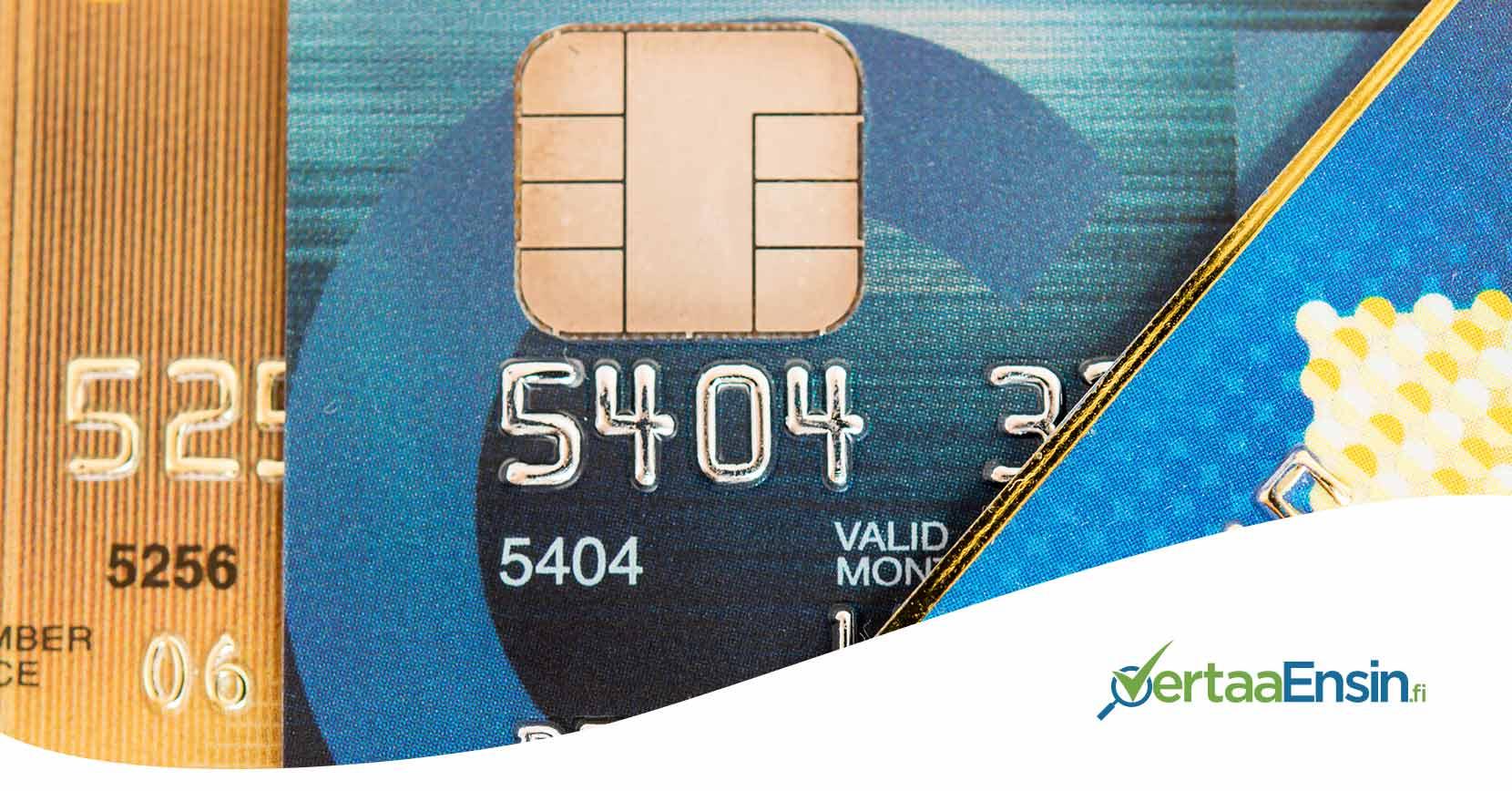 Luottokortin Numero