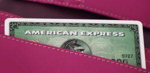 amex luottokortti